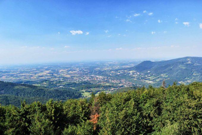 Góry i Ustroń