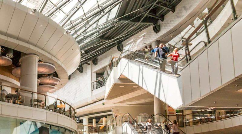 Galeria handlowa w Kielcach