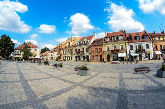 Miasto Sandomierz