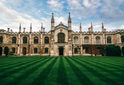 10 najlepszych atrakcji w Anglii