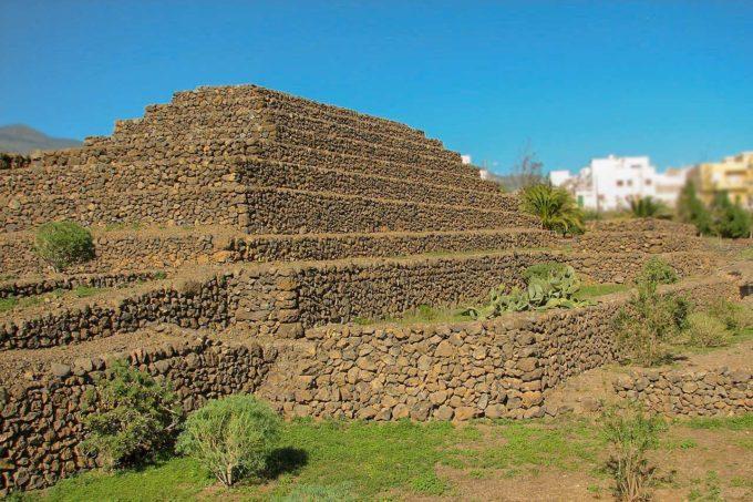 Guimar Piramidy