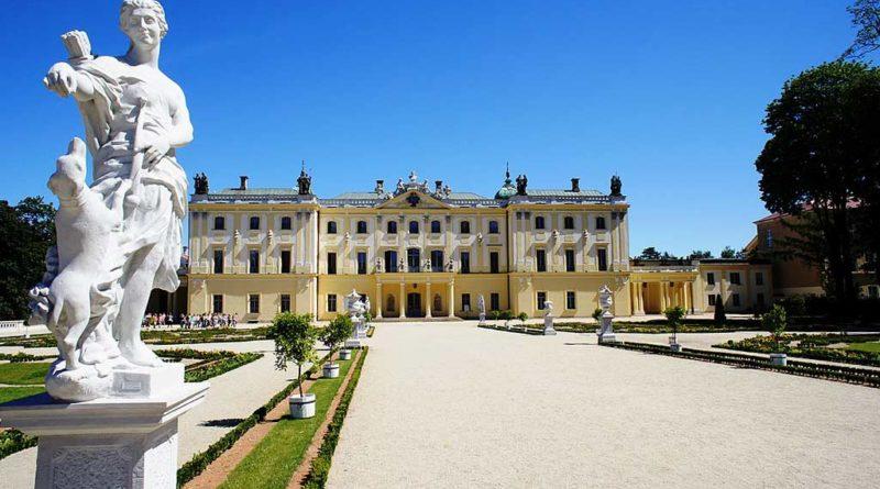 Pałac Branickich Białystok