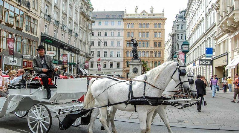 dorożka we Wiedniu