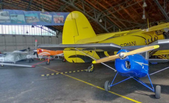 hangar Pruszcz Gdański