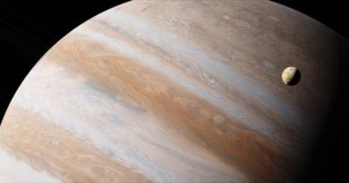 Planeta Jowisz ciekawostki dla dzieci
