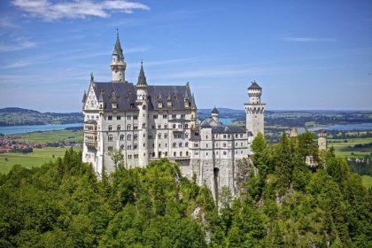 Interesujące ciekawostki, informacje i fakty o zamku Neuschwanstein