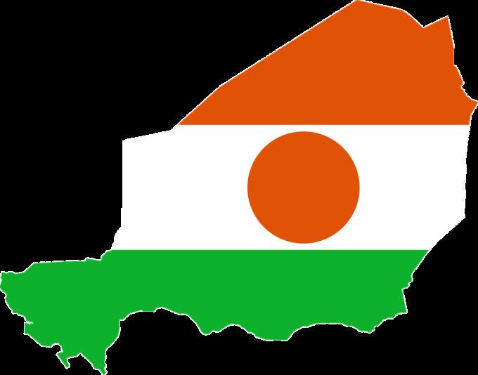 Niger flaga państwa