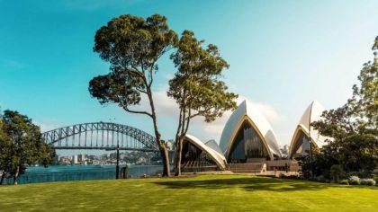10 najlepszych atrakcji w Australii