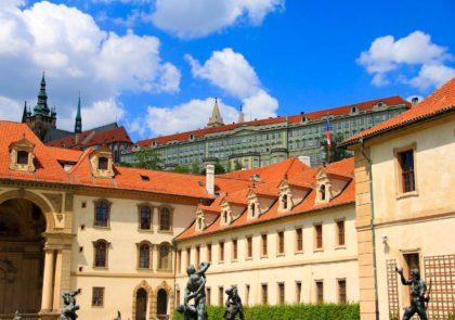 10 najlepszych atrakcji w Pradze w Czechach