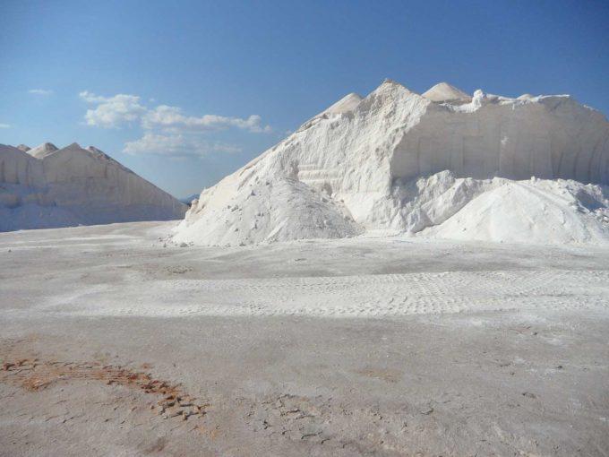 rezerwat przyrody i sól