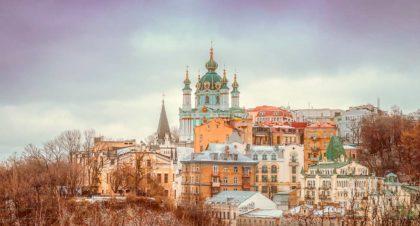 10 najlepszych atrakcji na Ukrainie