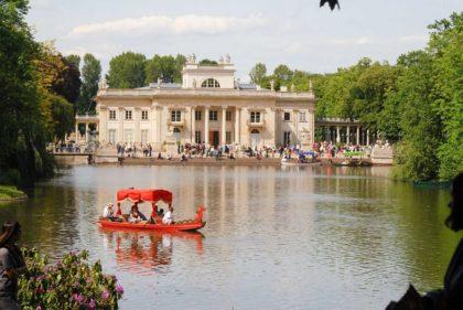 10 najlepszych atrakcji turystycznych w Warszawie