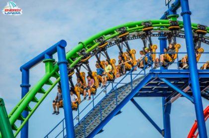 10 najlepszych atrakcji w Energylandii
