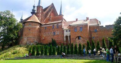zamek we Flomborku