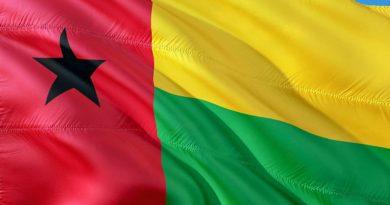 Gwinea Bissau flaga