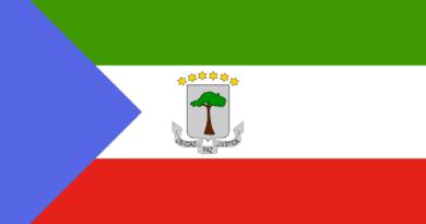 Gwinea Równikowa flaga