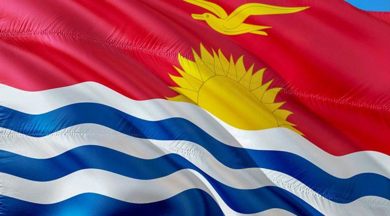 flaga Kiribati