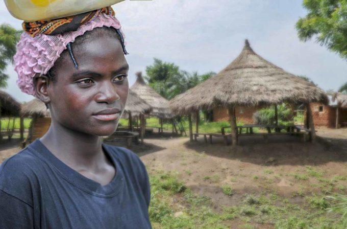 kobieta w Togo