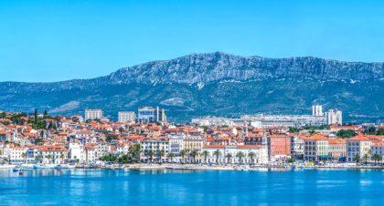 Ciekawostki o mieście Split w Chorwacjii