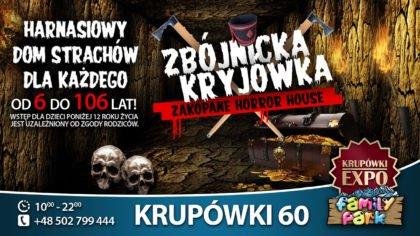 Zbójnicka Kryjówka Horror House w Zakopanem