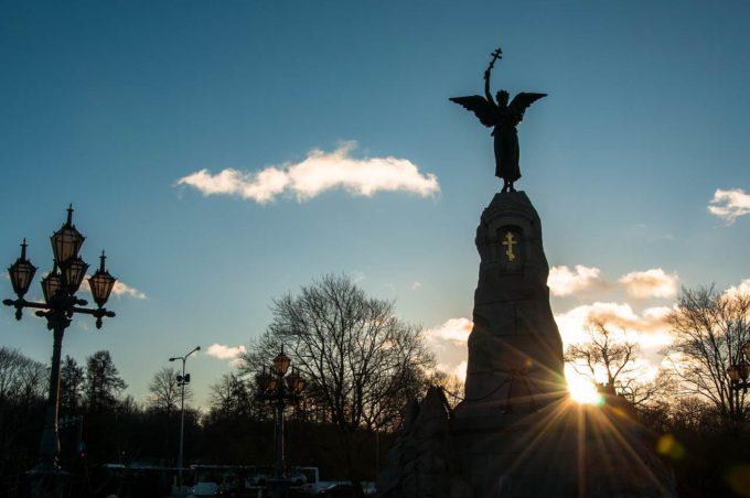 Pomnik Rusałki