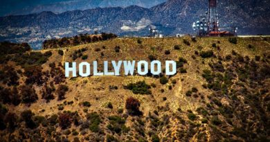 Hollywood znak