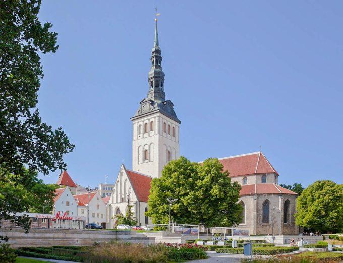Kościół św Mikołaja