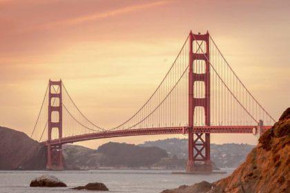 Najlepsze ciekawostki o moście Golden Gate