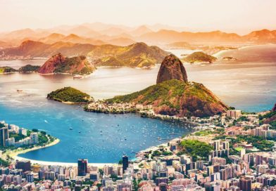 miasto Rio de Janeiro