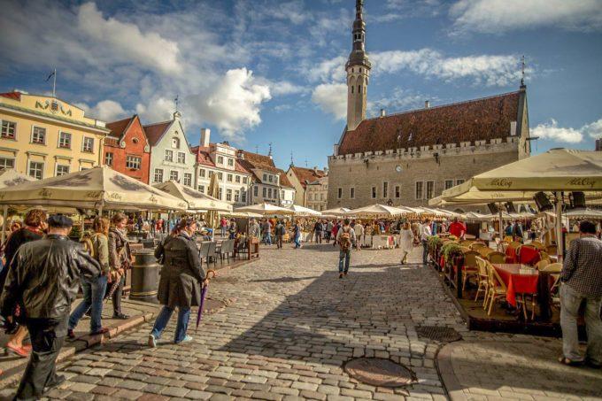 rynek i stare miasto