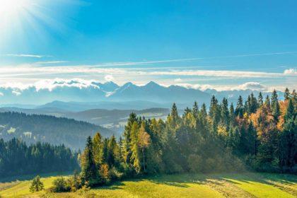 10 najlepszych atrakcji dla dzieci w Tatrach