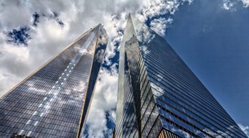 wieżowce w Nowym Jorku
