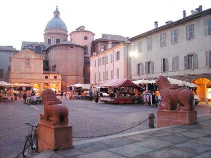 13 ciekawostek o mieście Reggio nell'Emilia