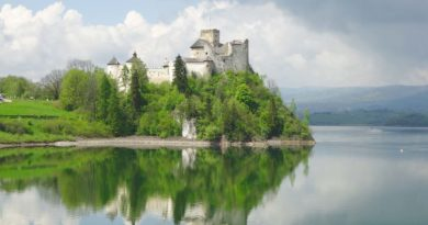 Zamek Niedzica