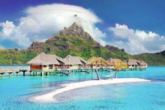 Najlepsze ciekawostki, informacje i fakty o wyspie Bora-Bora