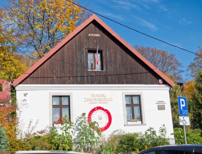 domek Żeromskiego