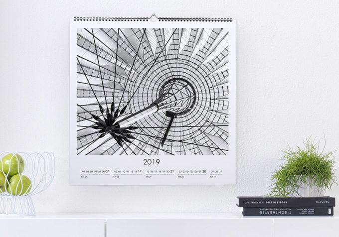 fotokalendarz na prezent
