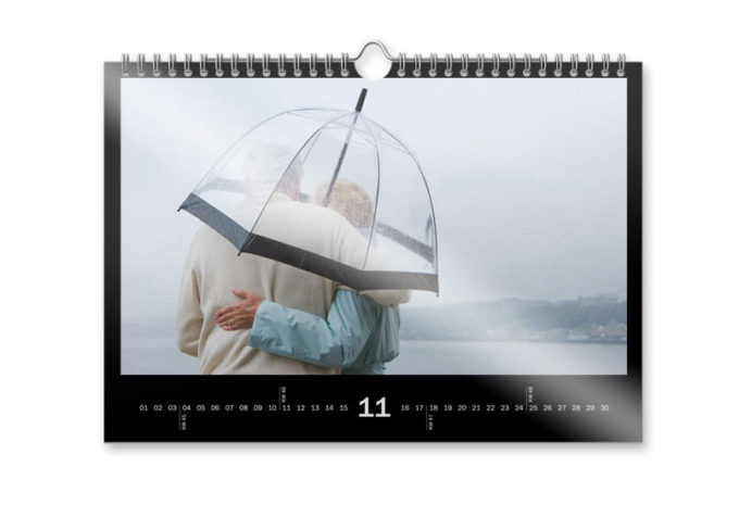 fotokalendarz prezent