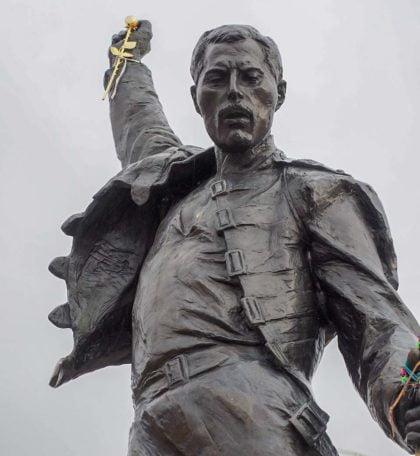 100 ciekawostek o Freddiem Mercury