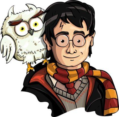 100 ciekawostek o Harrym Potterze