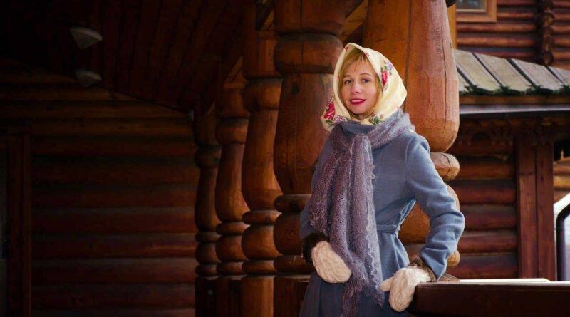 kobieta z Syberii