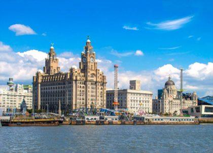 10 ciekawostek o mieście Liverpool w Anglii