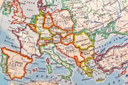 100 interesujących ciekawostek geograficznych