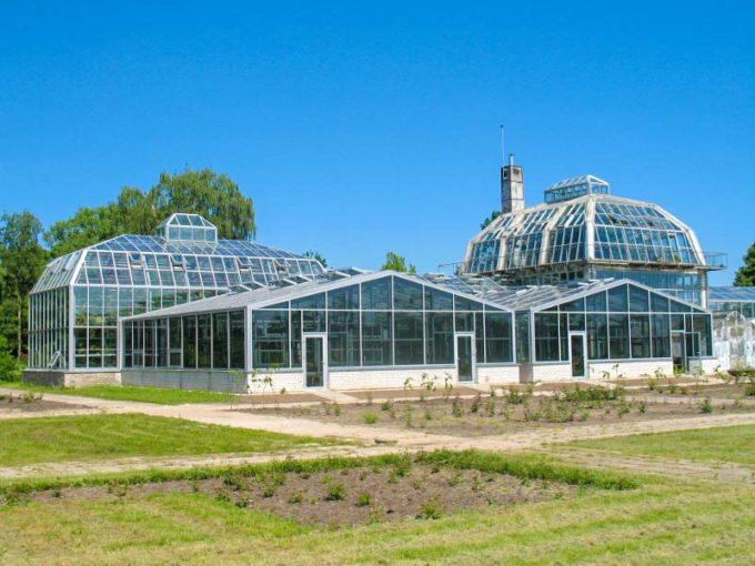 Ogród botaniczny Kowno