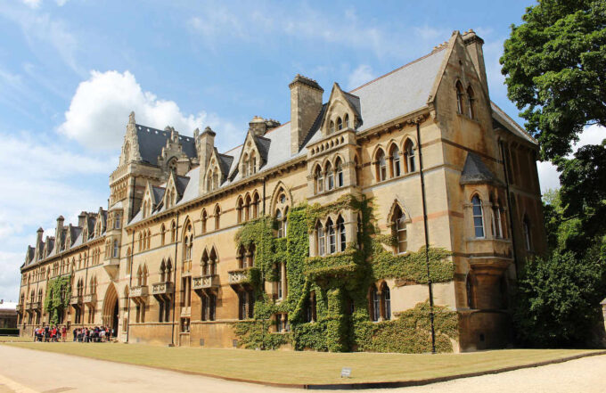 Oxford uniwersytet