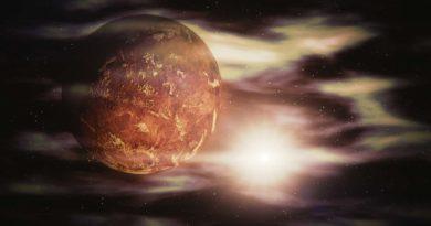 planeta Wenus