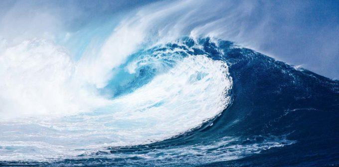 fale tsunami