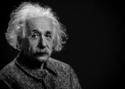 100 interesujących ciekawostek o Albercie Einsteinie