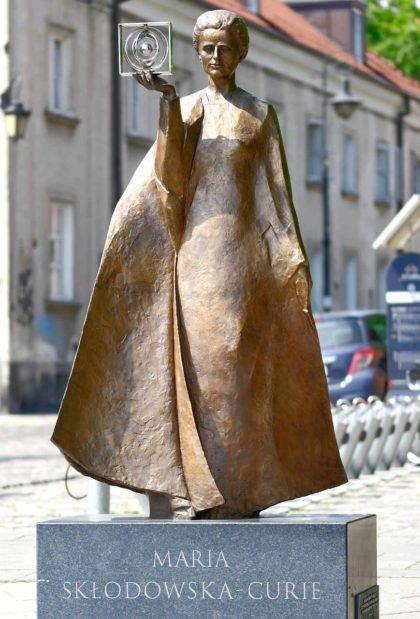 100 ciekawostek o Marii Skłodowskiej Curie