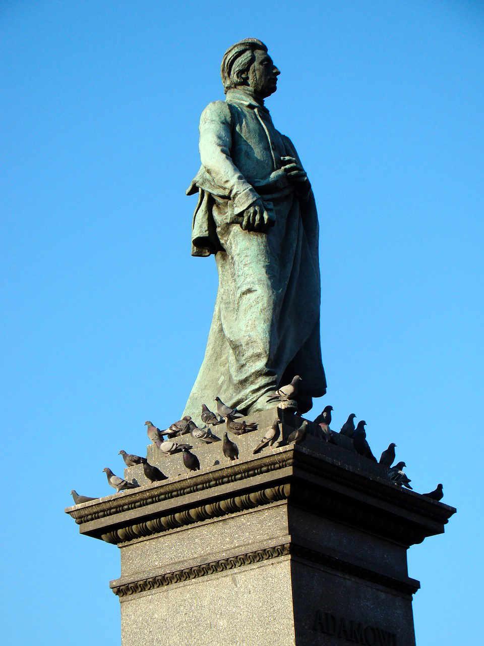 100 Fascynujących Ciekawostek O Adamie Mickiewiczu Fajne